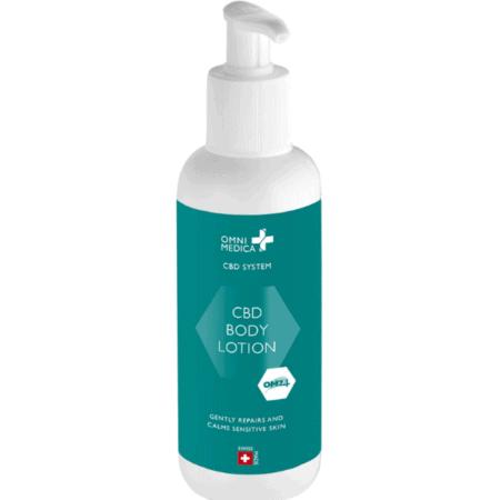 CBD Body Lotion OM 24 produkt